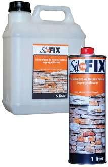 Silfix Color and Shine Intense Proofing Színmélyítő és fényes hatású impregnálószer 5 liter