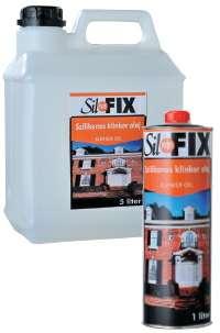 Silfix Clincer Oil Klinkerolaj 5 liter