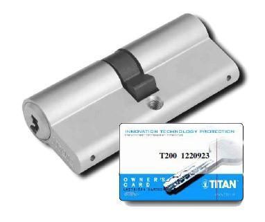 Zárbetét Titán T-200 NIKK. 31*31/5k/H